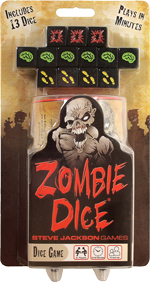 Zombie Dice 2 – Double Feature