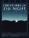 GURPS Creatures of the Night