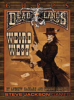 GURPS Deadlands: Hexes – Cover