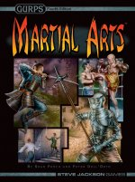 GURPS Martial Arts: Yrth Fighting Styles – Cover