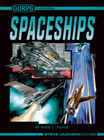 GURPS Spaceships 2: Traders, Liners, and Transports – Cover