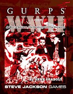 GURPS WWII: Michael's Army – Cover
