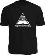 Illuminated Hipster T-Shirt