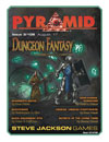 Pyramid #3/106: Dungeon Fantasy Roleplaying Game II (August 2017)